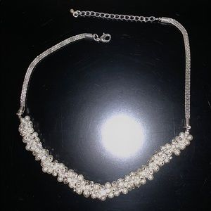 Pearl Statement Necklace!